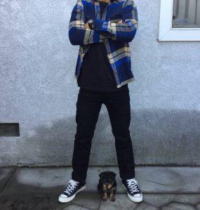 24 Regular Fit Dark Blue Jeans Pants