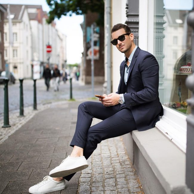 24 Smart Casual Suit Up