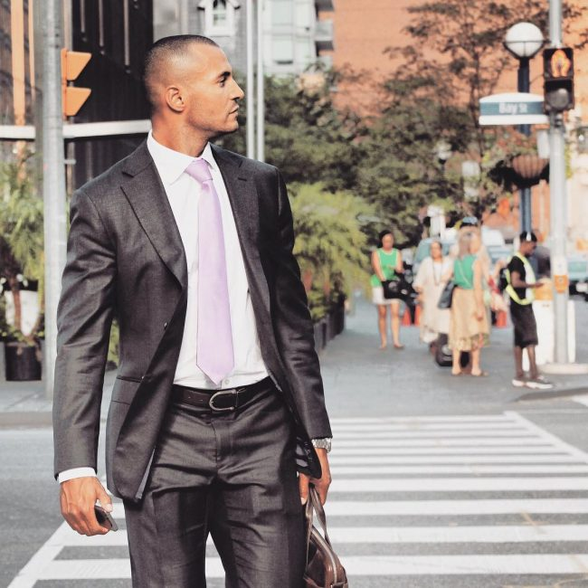 24 Strongman Business Suit Up