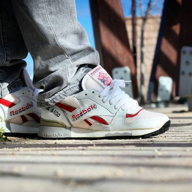 24 The Reebok GL 6100