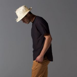 24 The Rugged Straw Hat