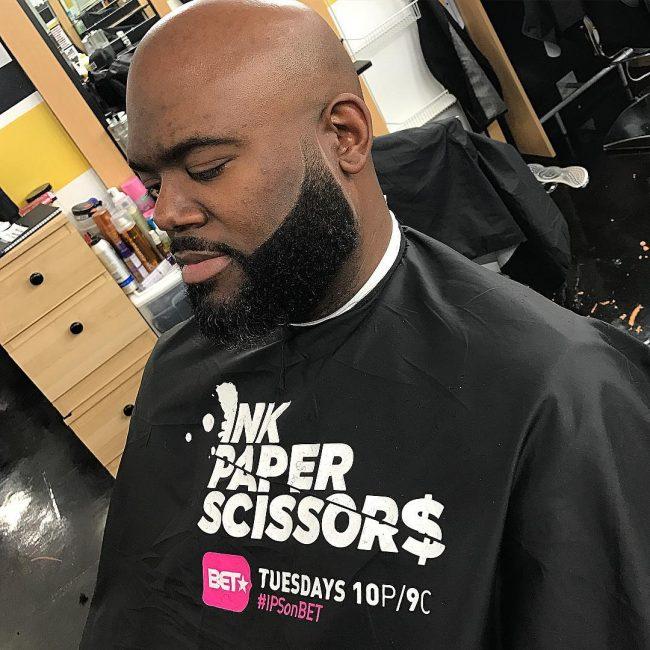 25 Extended Full Beard