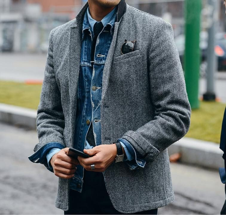 40 Best Ways to Style Grey Blazer - Hot Combinations for ...