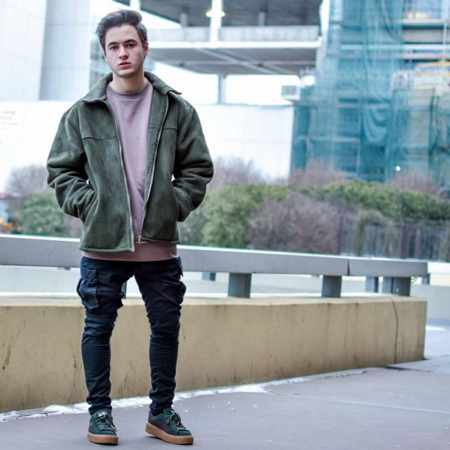 25 Street Style for Boys