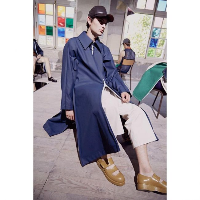 25 The Sleek Trench Coat