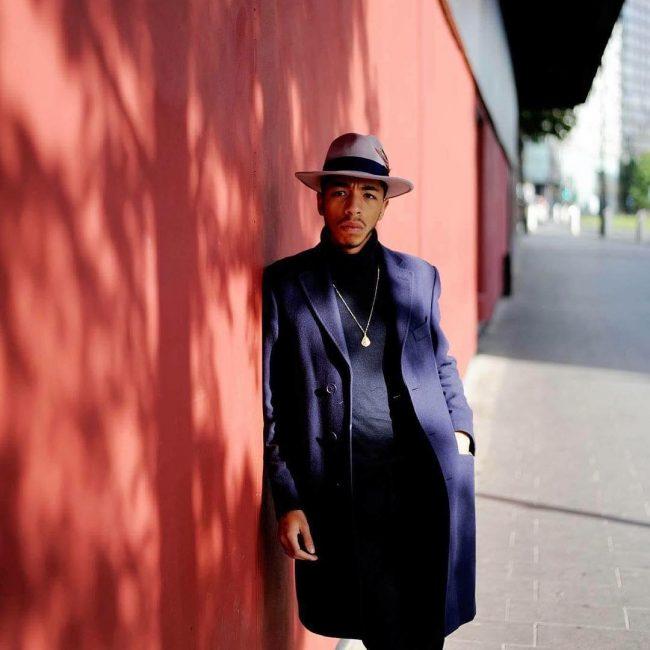 25 Tuxedo With Hat