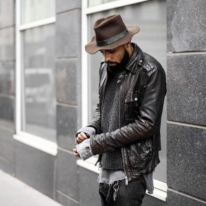 26 Cool Winter Style With Vagabond Hat
