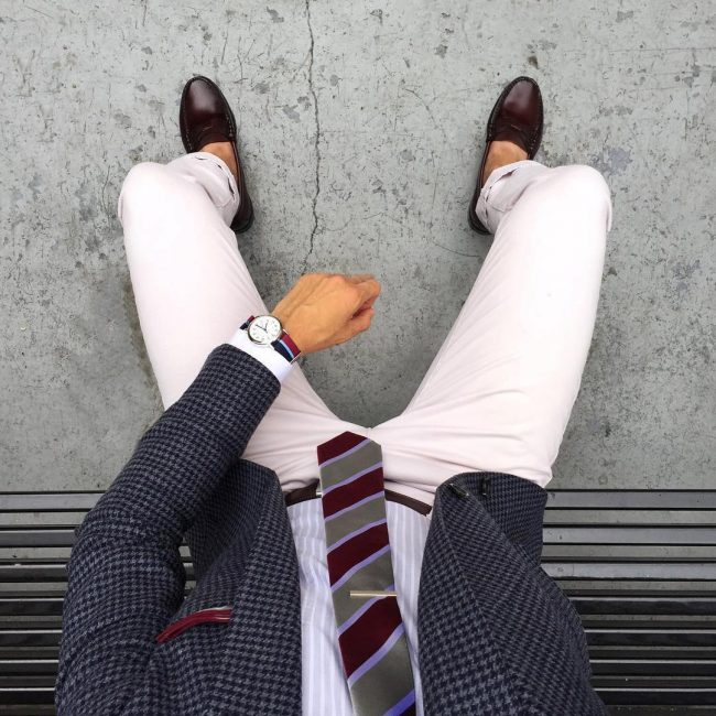 27 Gentleman Style With Loafers