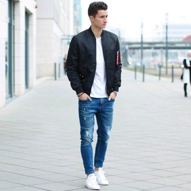 28 Relaxed Street Style