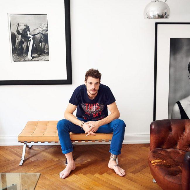28 Royal Blue Skinny Jeans Pants