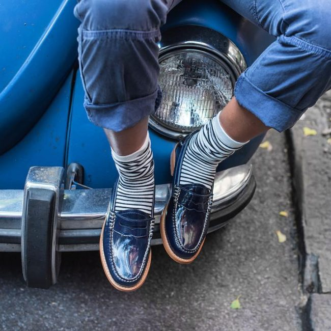 3 Classic Loafers With Jeans
