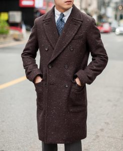 3 Dotted Tweed