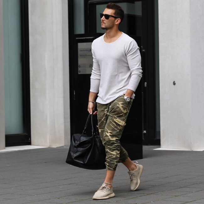 3 Military Style Gym Wear