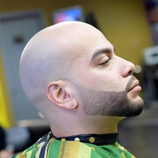 25 Fascinating Ideas On Being Bald With Beard The Manly