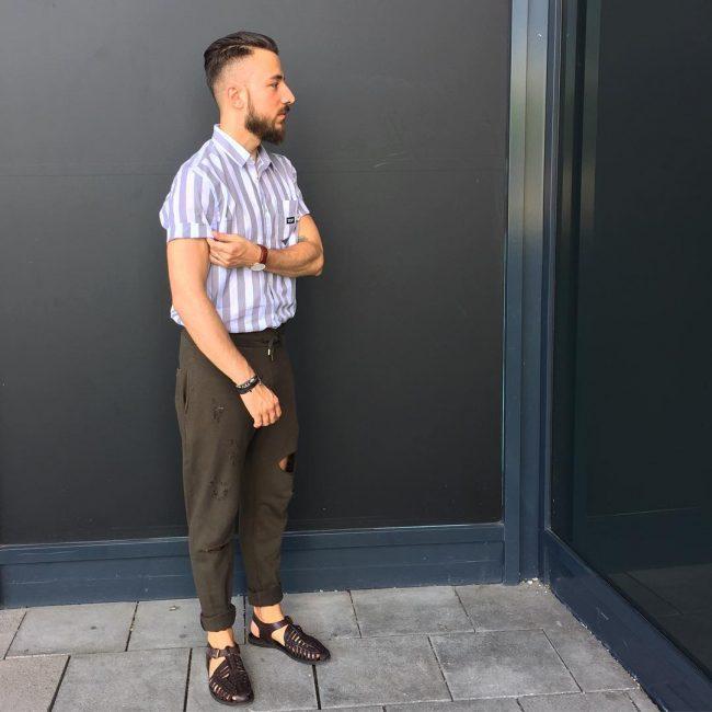 3 Sporty Casual Stripes