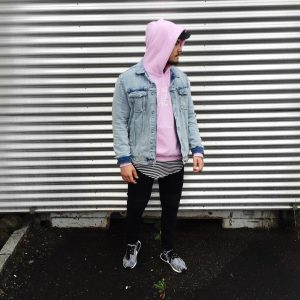 30 Pink Hoodie For The Brave