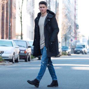30 Tough Ripped Winter Wear