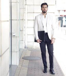 31 Fashionable Man