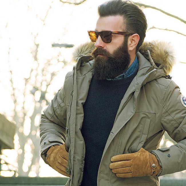 32 How to Maintain a Beard