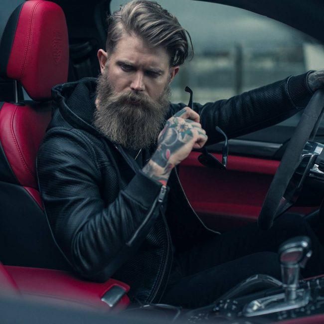4 How to Maintain a Beard