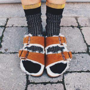 4 Multicolored Socks