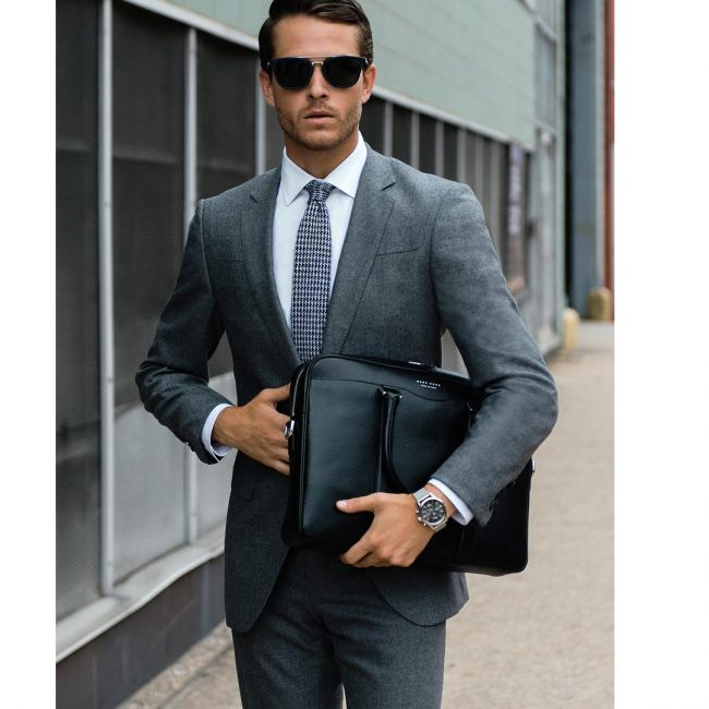 4 Outstanding Gray Suit