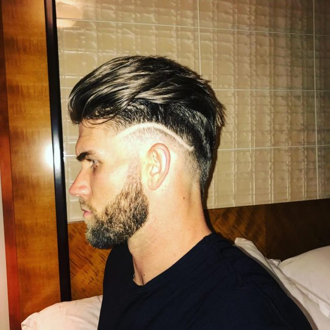25 Illustrious Bryce Harper Haircut Ideas Funky And