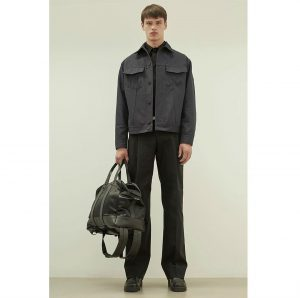 4 Retro Jacket with Double Flap Pockets