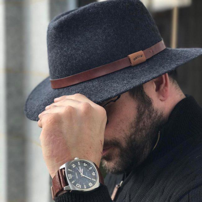40 Inspirational Ideas on Fedora Hat - Stylish and Elegant Wear 8ef7cab1c02