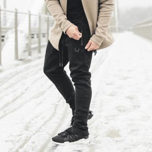 48 Winter City Trek Jogger With Athletic Sneakers