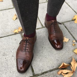 5 Classic Shoes and Socks Combo