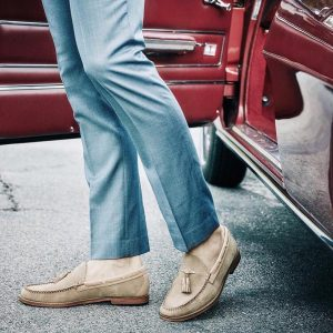 5 Larkin Tassel Suede Loafers For Spring