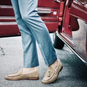 5 Larkin Tassel Suede Loafers For Spring