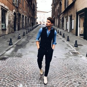 6 Fabulous Look For Young Men