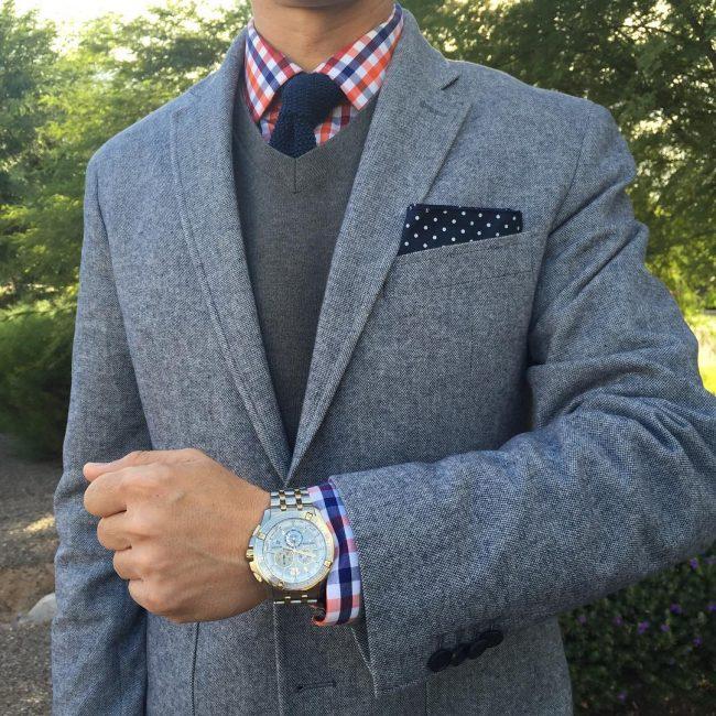 6 Modern Suit-Up