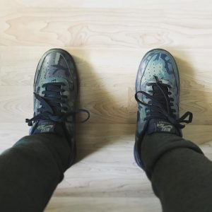 6 Sassy Camouflage Air Force