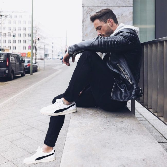 6 Simple but Slick Street Style