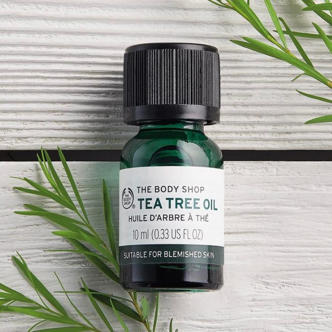 6 Tea Tree Oil