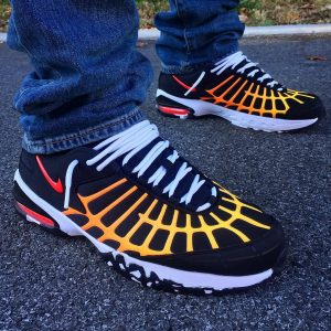 7 Air Max 120 Retro Sneakers