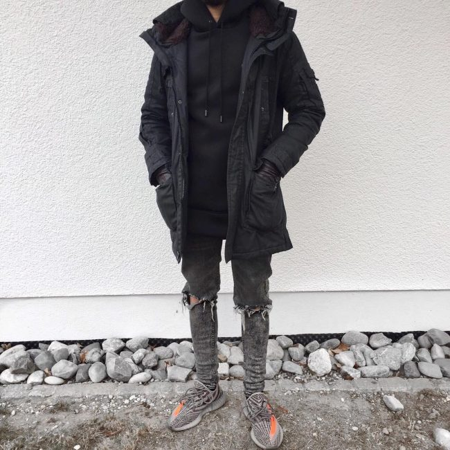 7 All-Black Layered Outfit