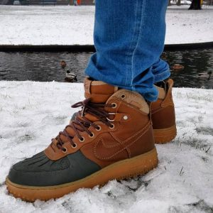 8 Ankle Height Duck Boots