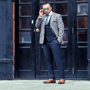 8 Classic Official Style For Men