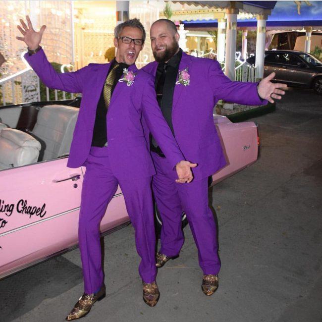 8 Glamorous Purple