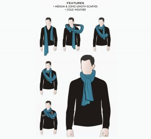 8 How to Wear a Scarf