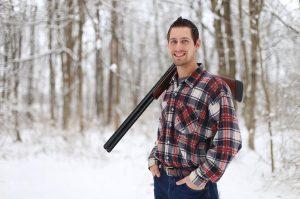 8 The Lumberjack Look