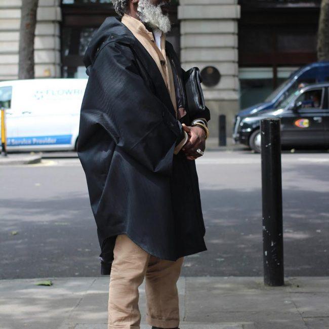8 The Oversized Coat