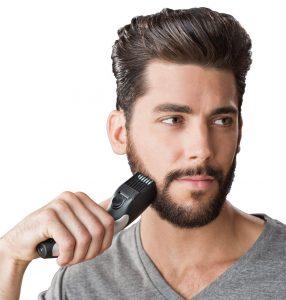 Beard Trimmer and Scissors