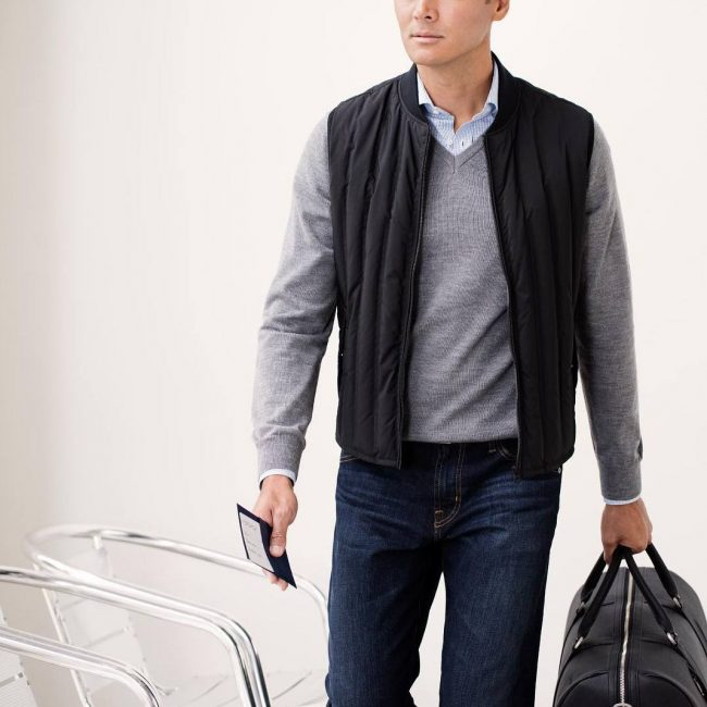 9 Business Travel Look