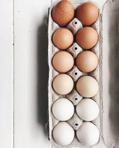 9 Egg Mask