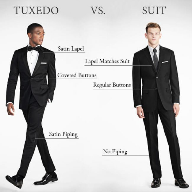 Tuxedo Vs Suit Your Ultimale Fashion Guide To High Style